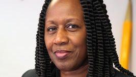 Patricia Croslan, executive director of the Peekskill Housing Authority.
