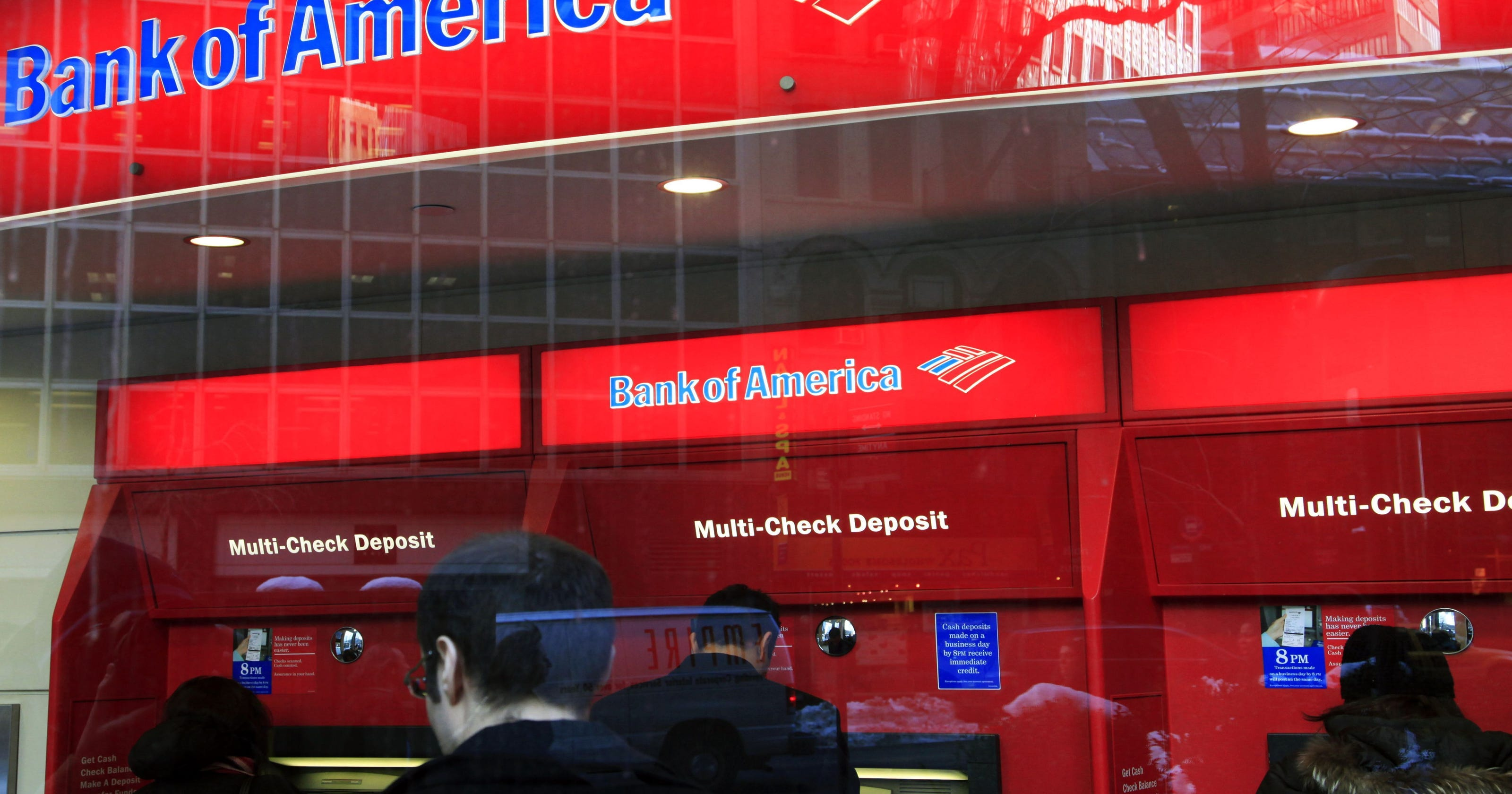 Americans Are Hoarding Money In Checking Accounts