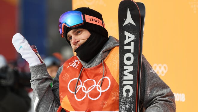 Olympian Gus Kenworthy