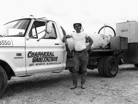 Chaparral Sanitation  is celebrating its 50th anniversary