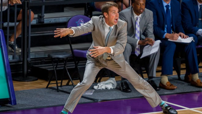 FSW coach Marty Richter has his second-year program ranked second in the nation going into the Region VIII tournament March 7-10, 2018, in Ocala.
