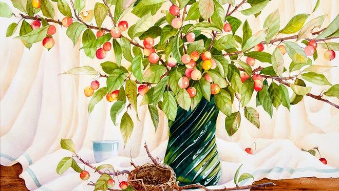 """""""Autumn Bouquet"""" by Marie Siegrist."""