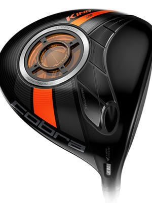 The King LTD driver uses space technology and has a design inspired by the International Space Station.