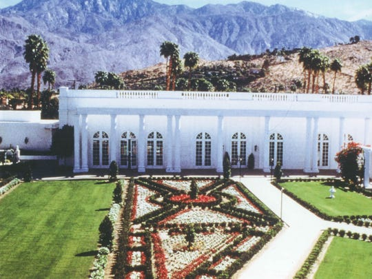 Merv Griffin's Resort Hotel and Givenchy Spa in 2001.
