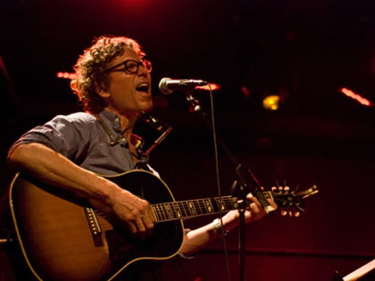 Gary Louris might even end up in a skit for Granite