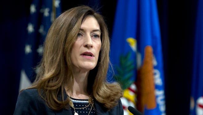 Associate Attorney General Rachel Brand