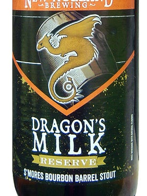 Dragon's Milk Reserve S'mores, from New Holland Brewing Co. in Holland, Mich., is 11% ABV.