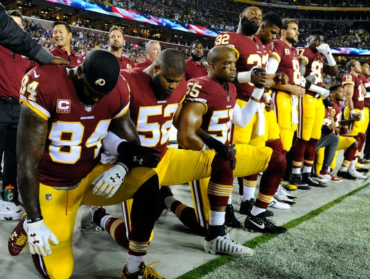NFL: Oakland Raiders at Washington Redskins