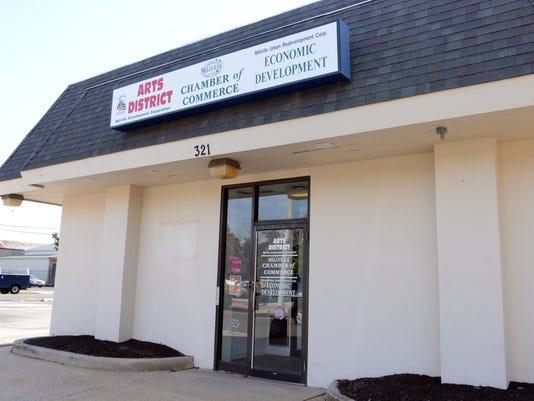 Millville Chamber of Commerce For Carousel.