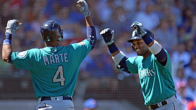 Robinson Cano has been productive and quite engaged this spring, leading younger teammates like Ketel Marte.