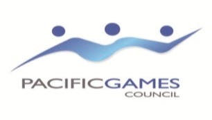 Pacific Games Council Logo
