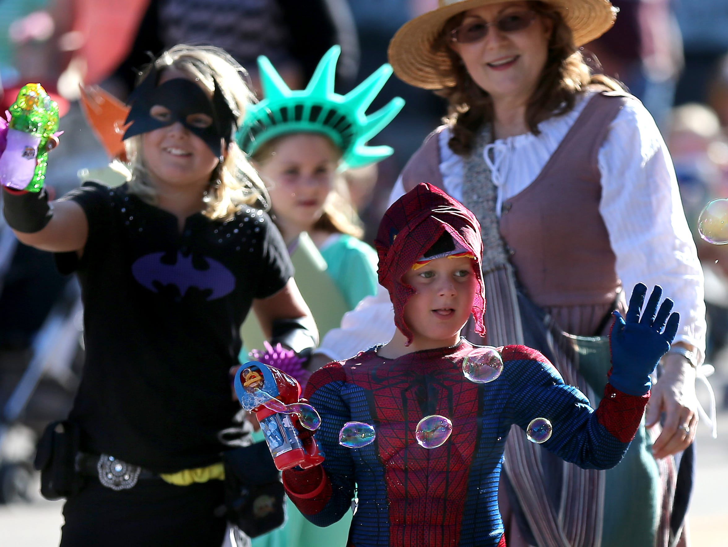 The Appleton Children's Parade will make its way through