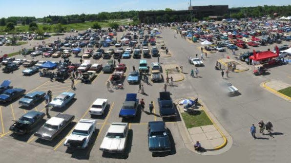 The Oldsmobile Homecoming Car Show & Swap Meet celebrates 23 years this month.