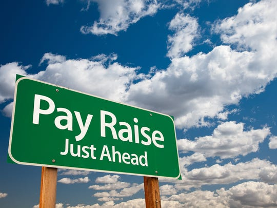 No matter how small, a raise can add up over time if