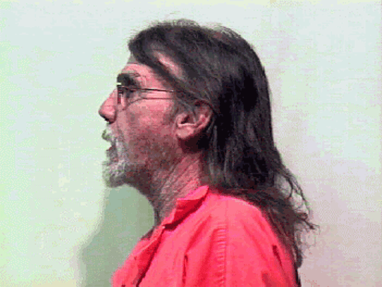 Norman Graham, 2007 mugshot