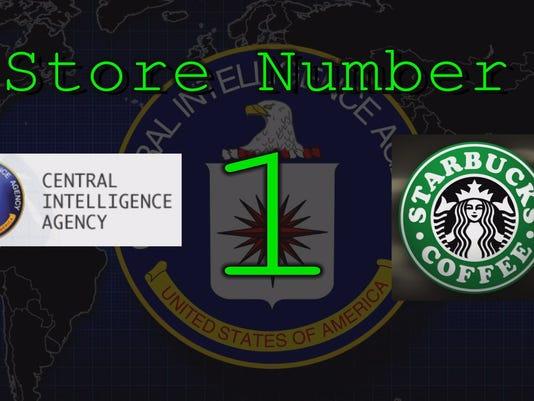 Store Number 1: CIA Starbucks