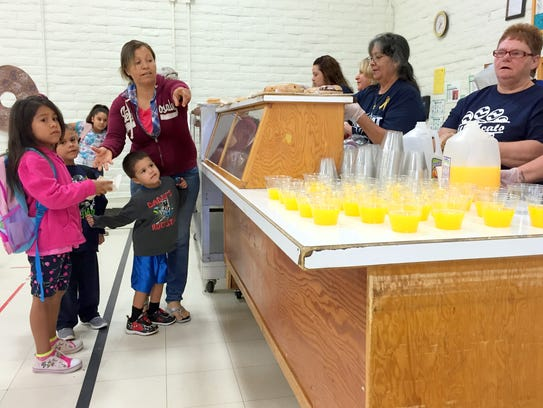 "Bell Elementary School celebrated ""Back to School"""