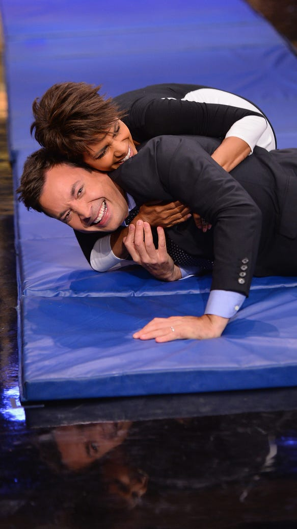 Jimmy Fallon, Halle Berry