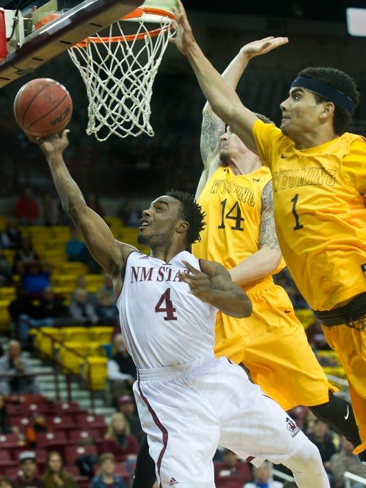 NMSU hoops