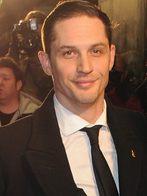 """London-born actor Tom Hardy's breakthrough performance came in Christopher Nolan's 2010 sci-fi thriller """"Inception."""""""