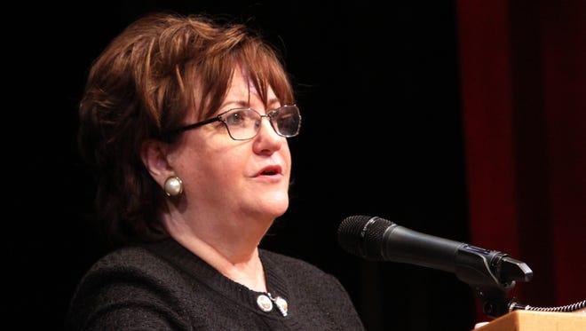 Commissioner MaryEllen Elia