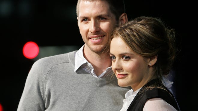 In February, Alicia Silverstone and Christopher Jarecki announced they were divorcing after 20 years together. The couple has a six-year-old son together, Bear Blu.