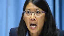 Joanne Liu , international president of Doctors Without