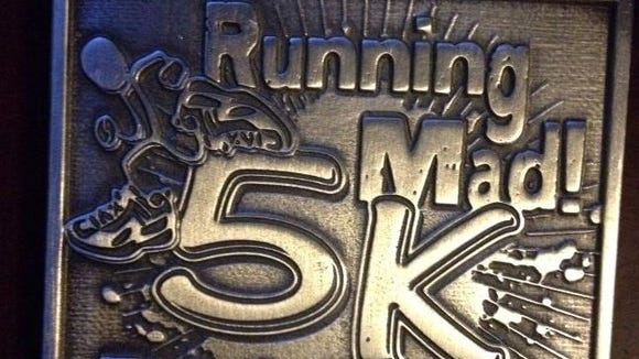 The Shirley Sayre Running Mad 5K is June 21 behind Bethel Middle School at 9 a.m.
