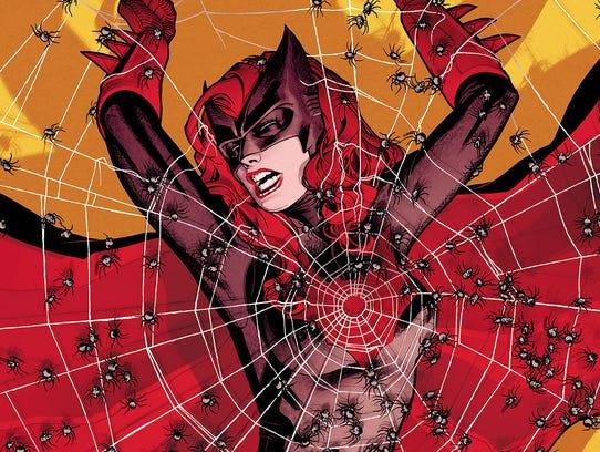 Batwoman 27 cover
