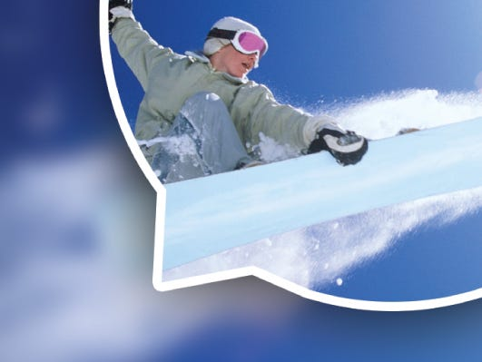 Beat the winter blahs with exclusive experiences, sweepstakes, deals and more!