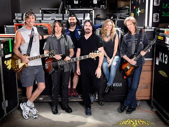 The band Boston