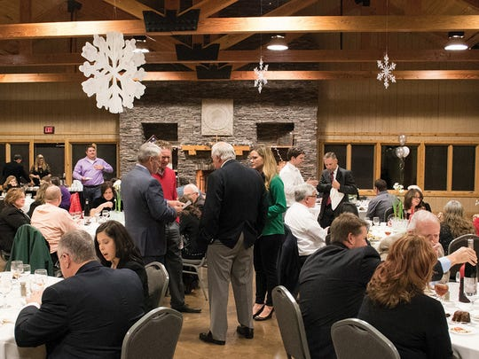 The Fairview Area Chamber of Commerce's Annual Holiday Dinner and Awards Night offers guests the opportunity to meet and greet with local business and civic leaders while enjoying holiday entertainment.