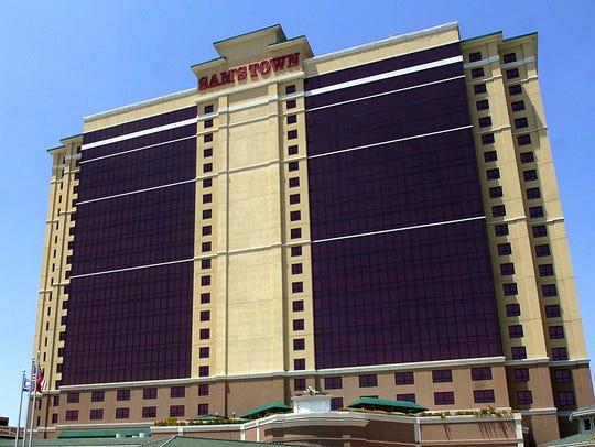 File photo Sam's Town Casino, downtown Shreveport.