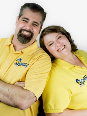 """Brent Lane and Candy Ruddy are nominated for the Country Music Association's 2017 Radio Personalities of the Year for their work on """"The Cat Pak Morning Show."""" Cat Country 98.7 has been honored as the 2017 Radio Station of the Year by the CMA."""