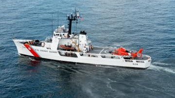 U.S. Coast Guard Cutter Dauntless