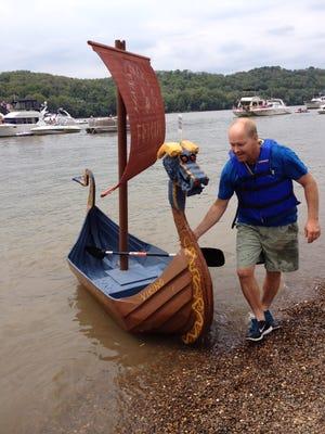Cardboard Boat Regatta.