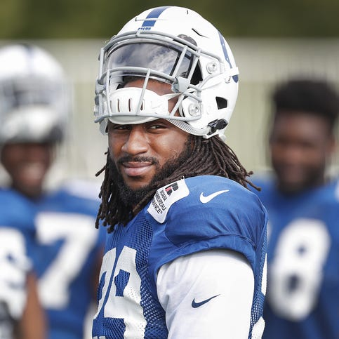 Colts safety Malik Hooker ready to make his return, but Anthony Castonzo isn't