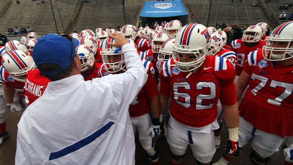 Louisiana Tech has some difficult games in 2015, but