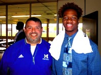 Montclair Times Sideline Chatter: MHS senior preps for Phil Simms North-South Classic