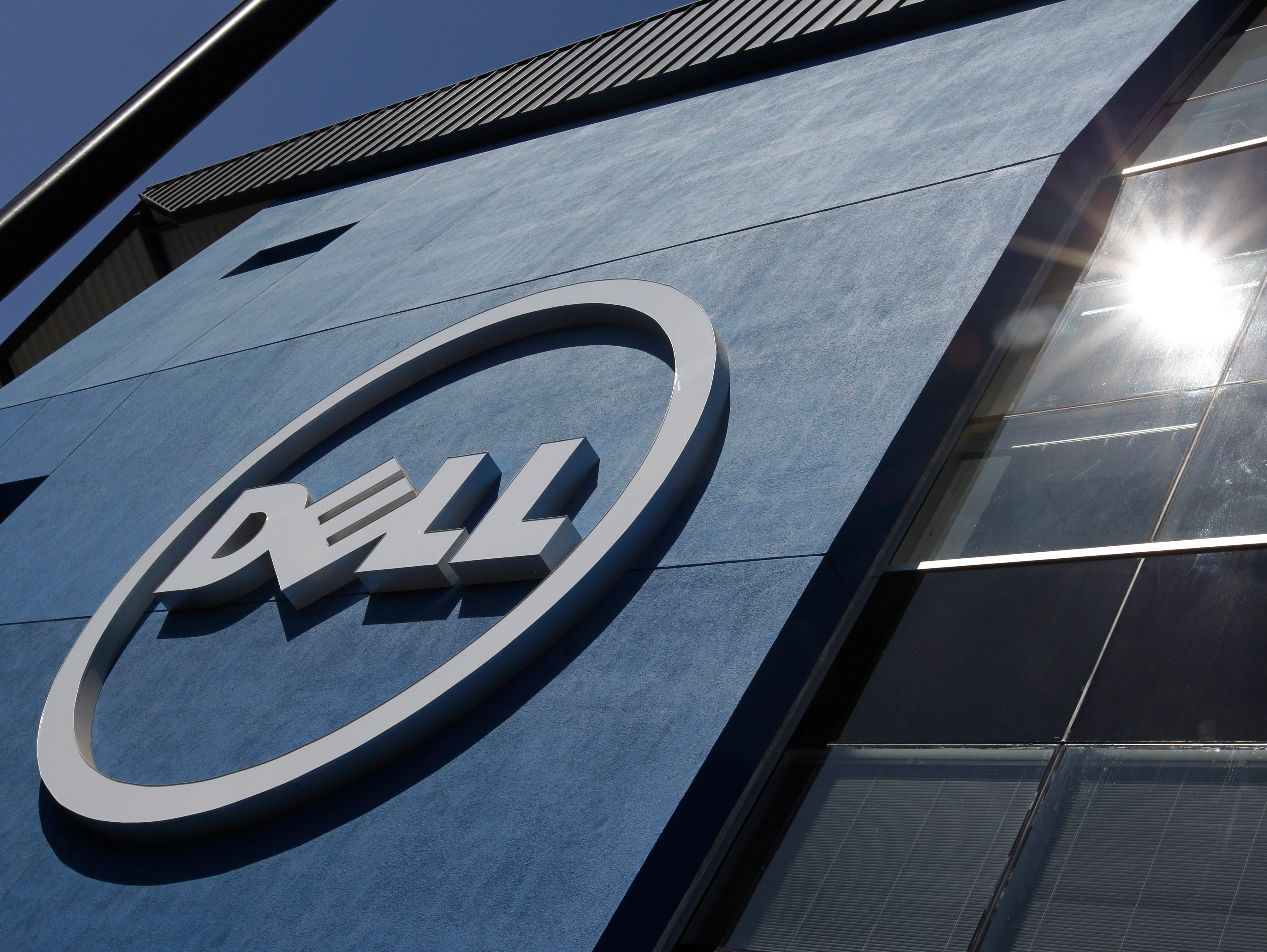 The exterior of Dell Inc.'s offices in Santa Clara, Calif.