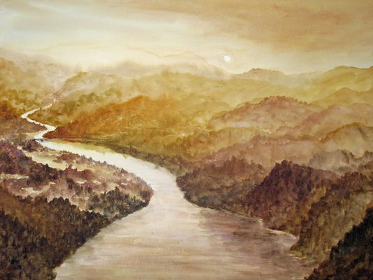 ECD - Tuckaseigee River