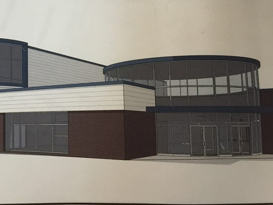 Proposed Henrietta Recreation Center