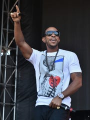 Ludacris performs during Firefly on June 19, 2016 in