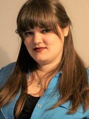 Wichita Falls soprano Lindsay Rittenhouse, a student