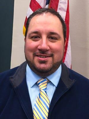 Binghamton City Councilman Justin MacGregor