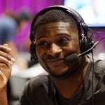 Former San Diego Chargers RB Ladainian Tomlinson.