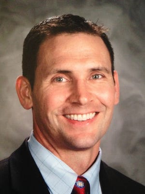 Stephen J. Kenny, principal of Cobbles Elementary School as of July 1, 2016.