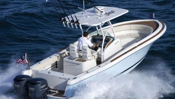 The 2016 Chris Craft 29 Catalina will be one of several new Chris Craft models that Schrader Yacht Sales  will display at the Progressive Insurance New York Boat Jan. 6 - 10.