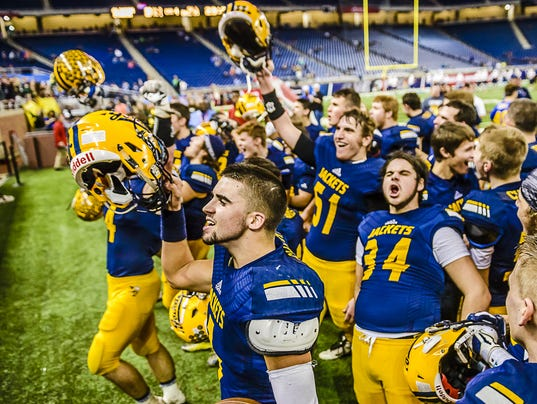 Division 6 State Football Championship