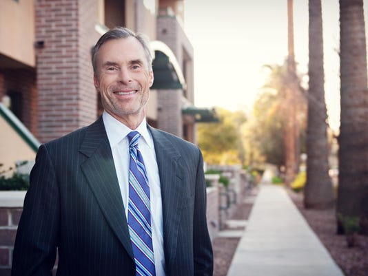 John DeWulf joined Coppersmith Brockelman in Phoenix